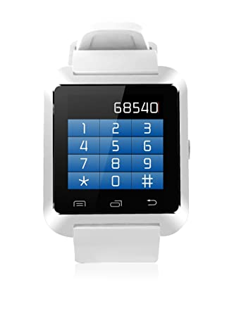 Imperii Electronics Te.03,0060,02 Bluetooth Smartwatch- Blanc