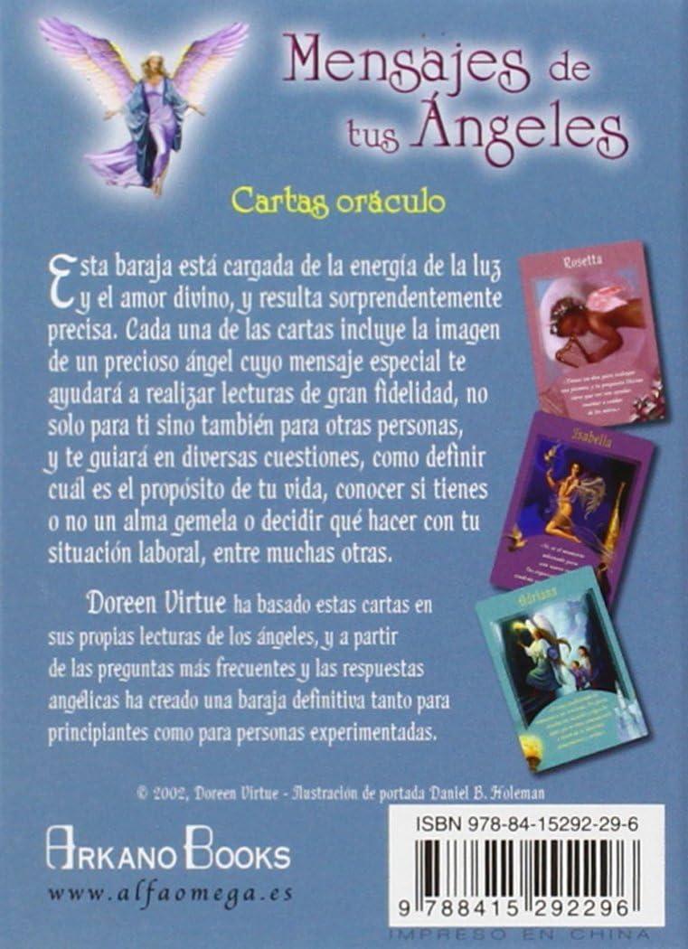 Tarot y adivinaci/ón Mensajes De Tus /Ángeles Lo que tus /ángeles quieren que sepas