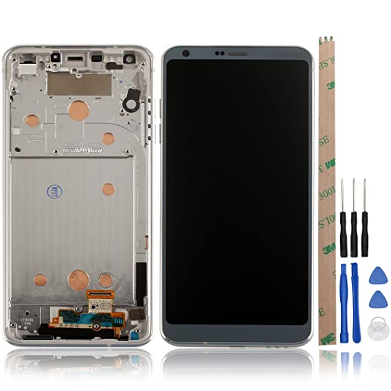Amazon.com: For LG G6 h870 LCD Screen Replacement HYYT LCD Display ...