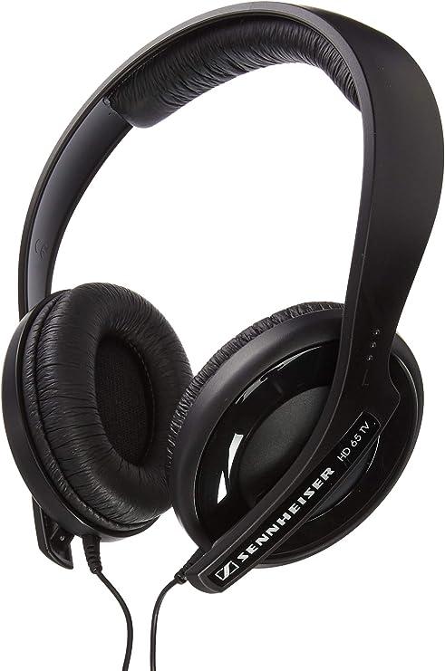 Sennheiser - Auriculares de diadema cerrados (control remoto integrado, SD, color negro): SENNHEISER: Amazon.es: Electrónica
