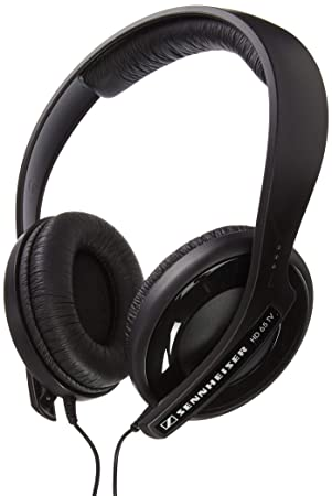 Sennheiser HD 65 TV - Auriculares de diadema cerrados (control remoto) color negro: SENNHEISER: Amazon.es: Electrónica