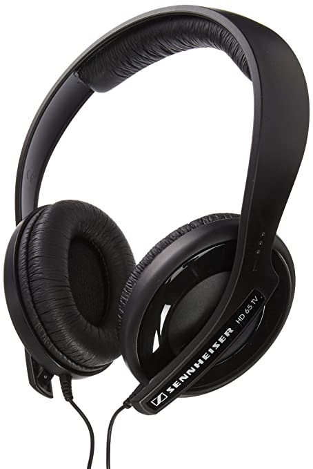 36407740bc9 Sennheiser HD 65 Closed Dynamic TV Headphone with Independent Volume Control:  Amazon.co.uk: Hi-Fi & Speakers