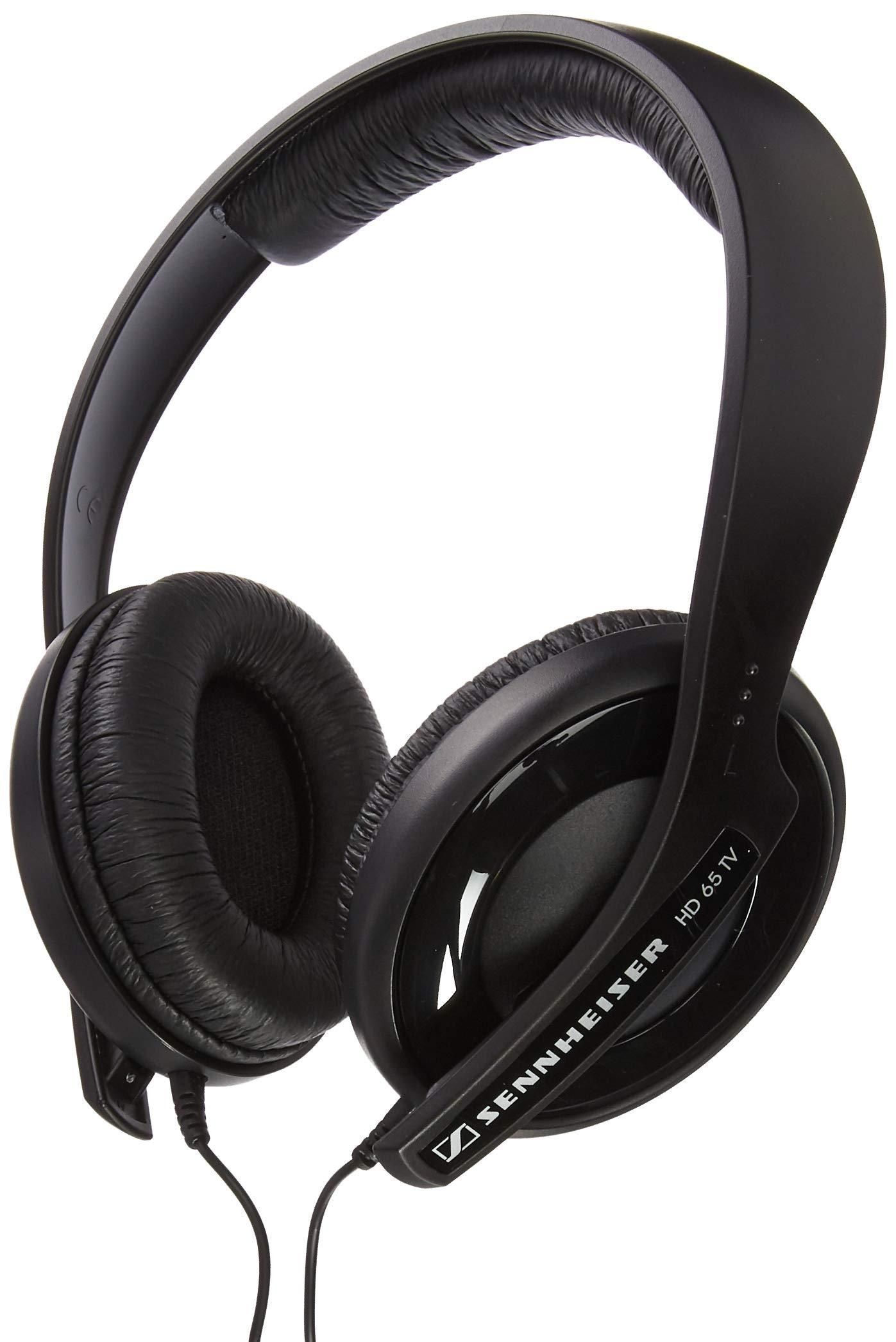Amazon.com: Sennheiser HD 65 TV Closed Back Dynamic Headphones for TVs:  Home Audio & Theater