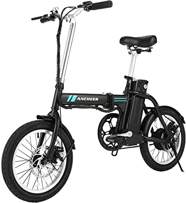 Addmotor Motan Folding Electric Bike Image