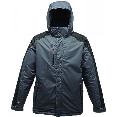Regatta - Chaqueta/Cazadora/ Abrigo transpirable Impermeable Aislamiento X-Pro Modelo Marauder Hombre