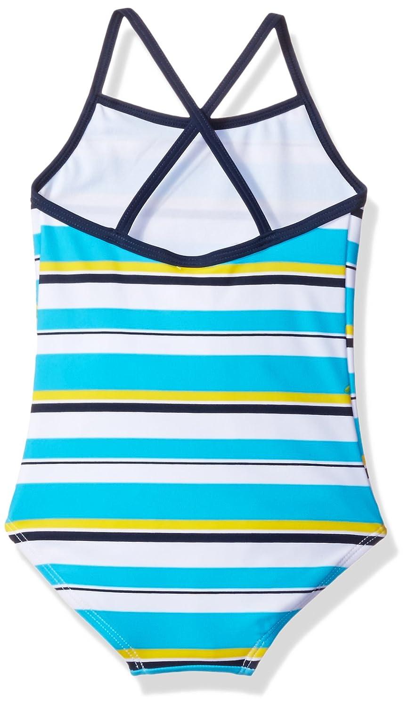 Kanu Surf Girls Layla Beach Sport Banded 1-pc Swimsuit