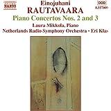 Rautavaara - Piano Concertos Nos 2 and 3