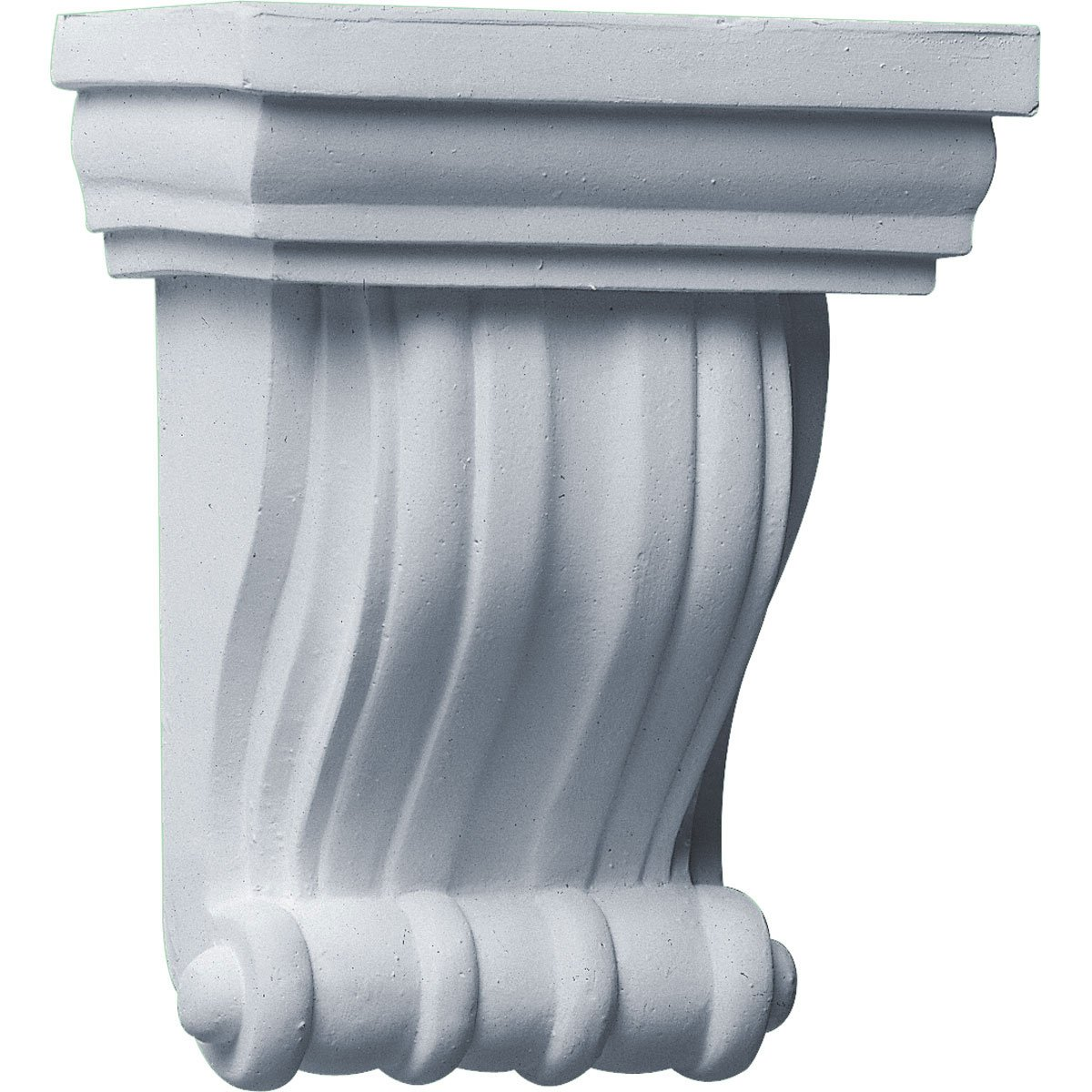 Ekena Millwork COR04X06X03WA-CASE-6 Corbel Factory Primed and Ready for Paint