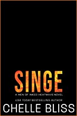 Singe (Men of Inked: Heatwave Book 8) Kindle Edition