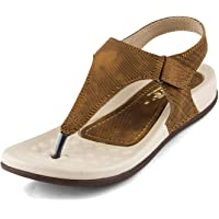Zerol Welcome Pure Leather Women Fashion Sandal & Flip Flops