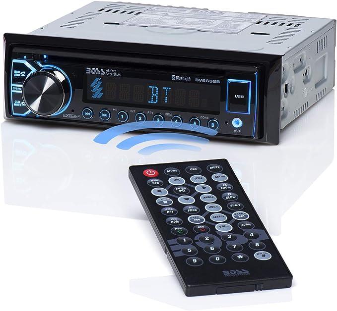 BOSS Audio BV6658B Car Stereo DVD Player