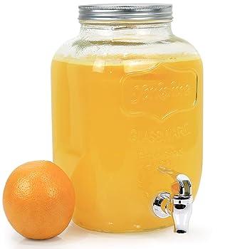 Estilo Glass Beverage Dispenser