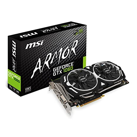 MSI V328-002R - Placa Grafica NVIDIA GeForce GTX 1060