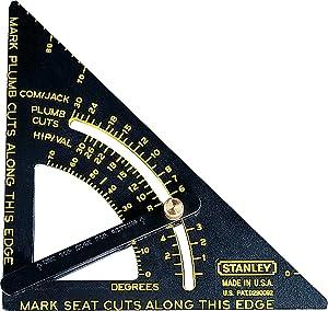 Stanley 46-053 Premium Adjustable Quick Square Layout Tool