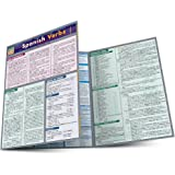 Spanish Verbs (Laminated Reference Guide; Quick Study Academic)