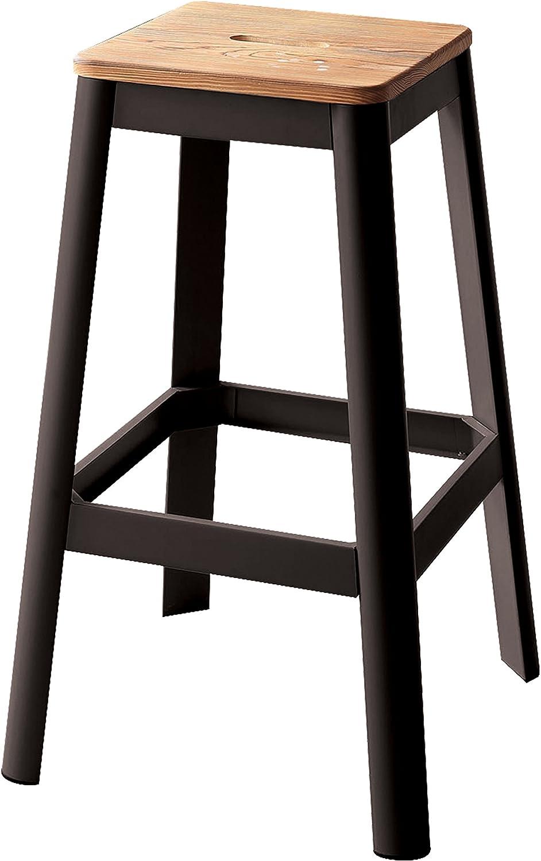 Acme Furniture 72332 Jacotte Bar Stool 30 Black Furniture Decor