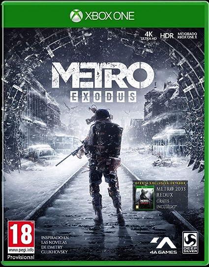 Metro: Exodus - Day One Edition: Amazon.es: Videojuegos