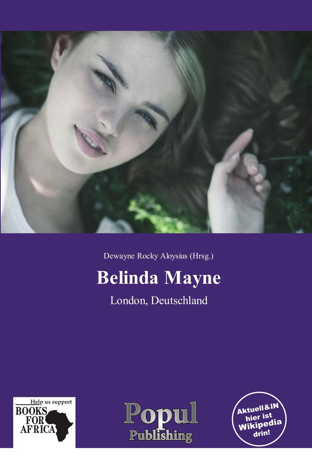 Belinda Mayne Nude Photos 75