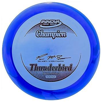Amazon Com Innova Champion Thunderbird Distance Driver Sports Outdoors
