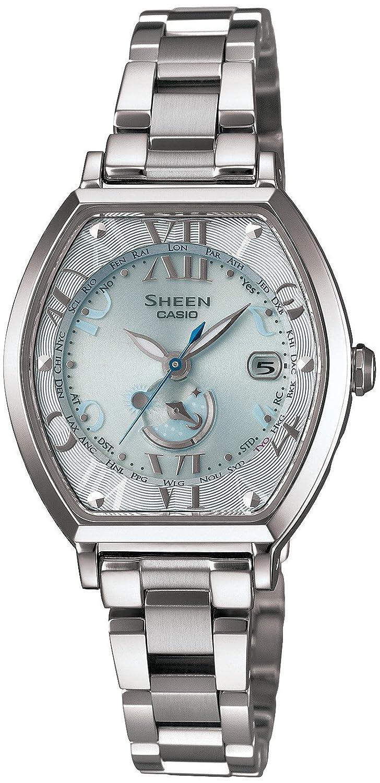 [カシオ]CASIO 腕時計 SHEEN Voyage Series 世界6局電波対応ソーラーウォッチ SHW-1510D-2AJF レディース B00JRKDEYI