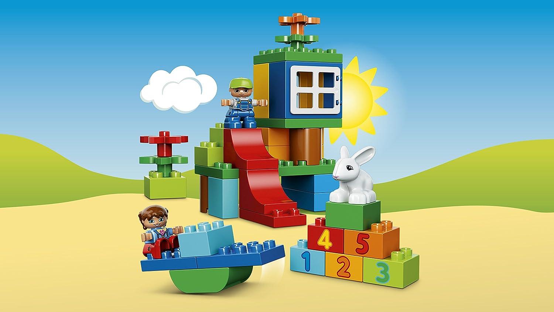 LEGO Duplo 10580 Deluxe Steinebox Kreatives Kinderspielzeug