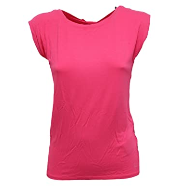 81895 maglia LIU JO JEANS MANICA CORTA polo donna t-shirt women ...