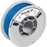 DURAMIC 3D Premium PLA Plus Printer Filament 1.75mm Blue, 3D Printing Filament 1kg Spool(2.2lbs), No-tangling No…