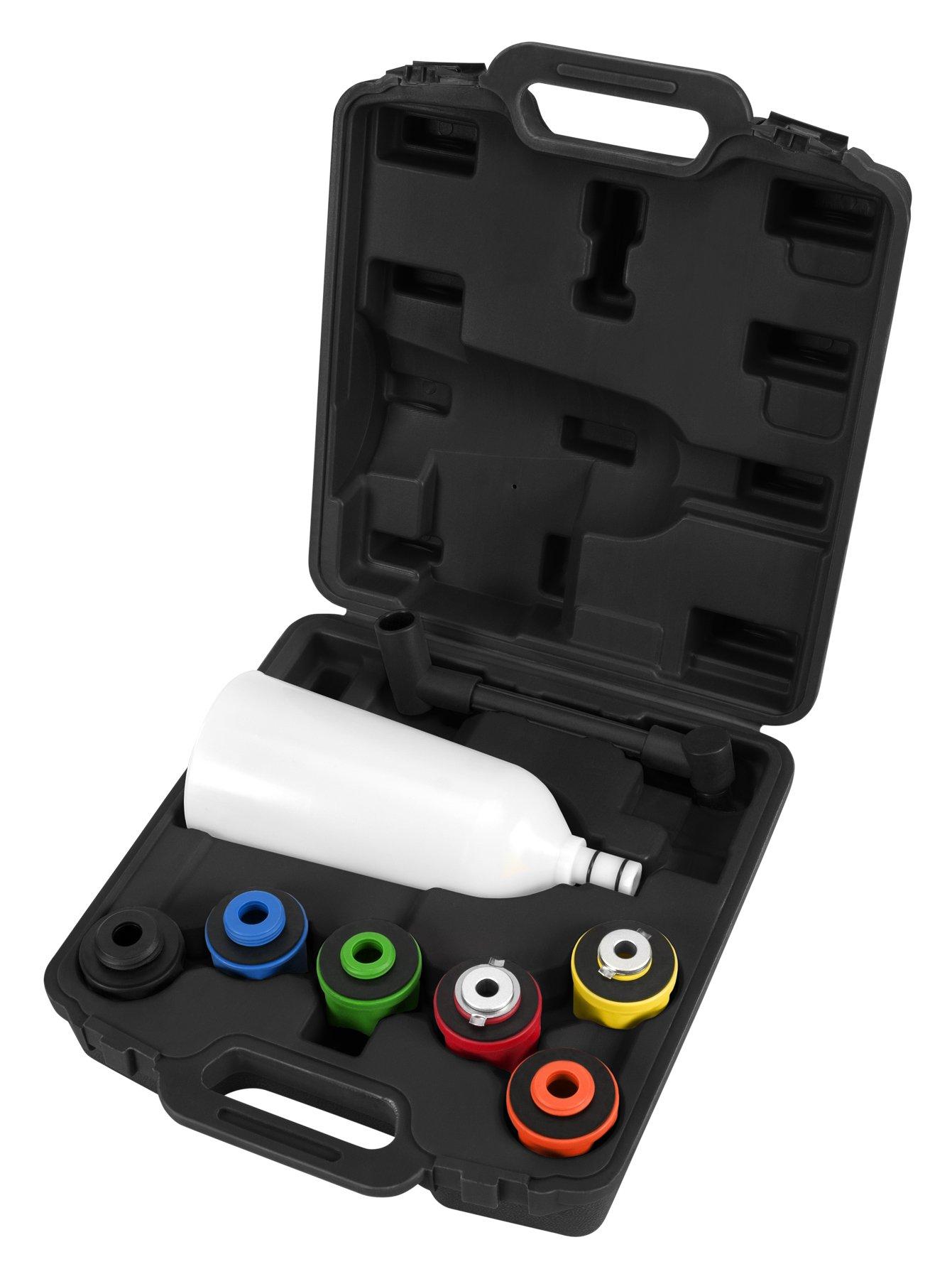 Performance Tool W54090 8Pc Engine Oil Filler Set 8Pc Engine Oil Filler Set by Performance Tool