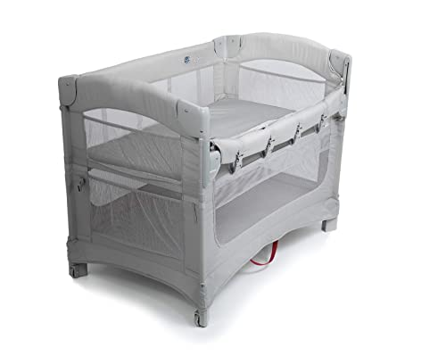 Arm s Reach Concepts Ideal 3 in 1 Co-Sleeper Bassinet - Grey