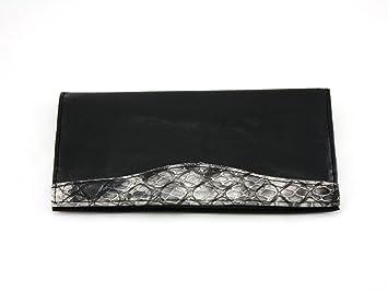 Amazon.com: Skyway Bolsa para tabaco de piel de serpiente ...