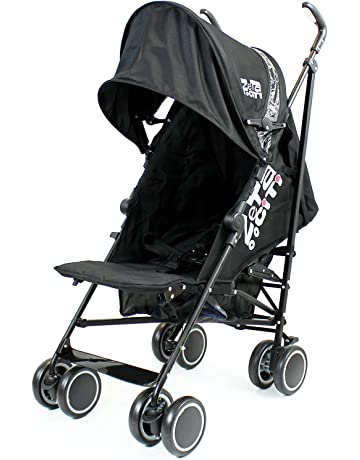 Zeta Citi Black Stroller Buggy Pushchair(UK)
