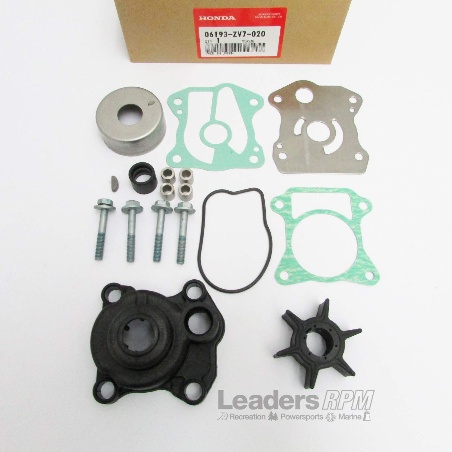 Honda 06193-ZV7-020 Pump Kit, Impeller; 06193ZV7020 Made by Honda