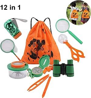amazon com messar 12 pack outdoor explorer kit kids