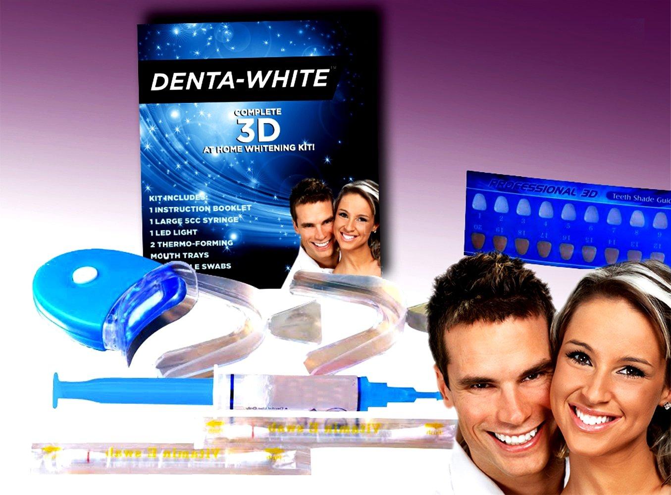Amazon Dentawhite Teeth Whitening Kit Professional Dds Grade