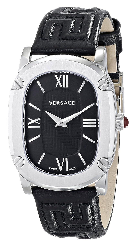 [ヴェルサーチ]Versace 腕時計 COUTURE Analog Display Swiss Quartz Black Watch VNB010014 レディース [並行輸入品] B0756JM7WH