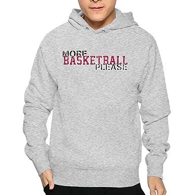 Amazon.com: Más por favor de baloncesto macho cómoda Jersey ...