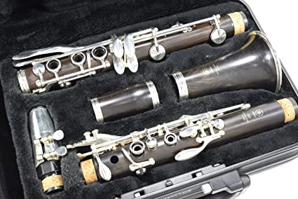 WITH YAMAHA PADS NEW 2019 INTERMEDIATE CONCERT BAND CLARINET
