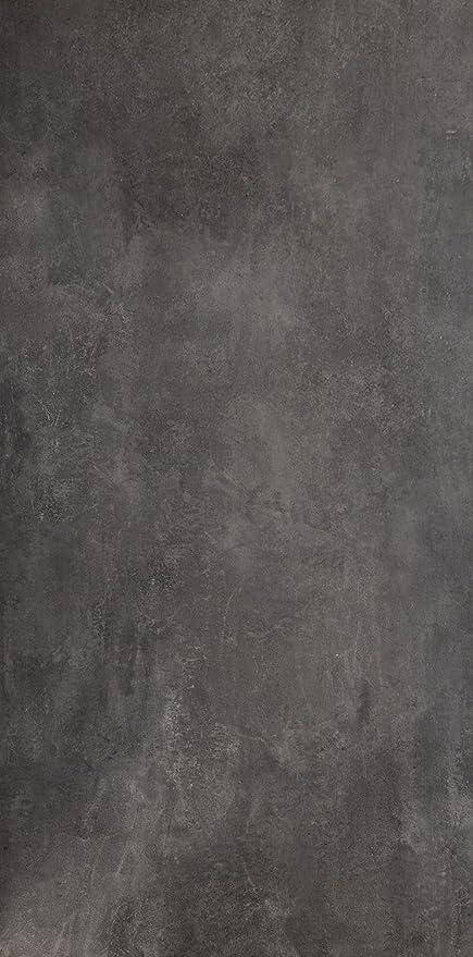 Bodenfliese Titan Anthrazit Matt 60x120cm Feinsteinzeug