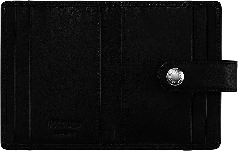 Picard Brooklyn Porte-cartes de cr/édit cuir 8 cm