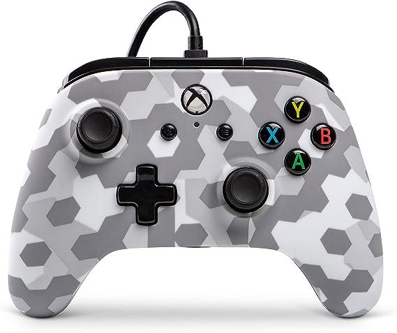 PowerA Mando con Cable con licencia oficial para Xbox One, Xbox ...