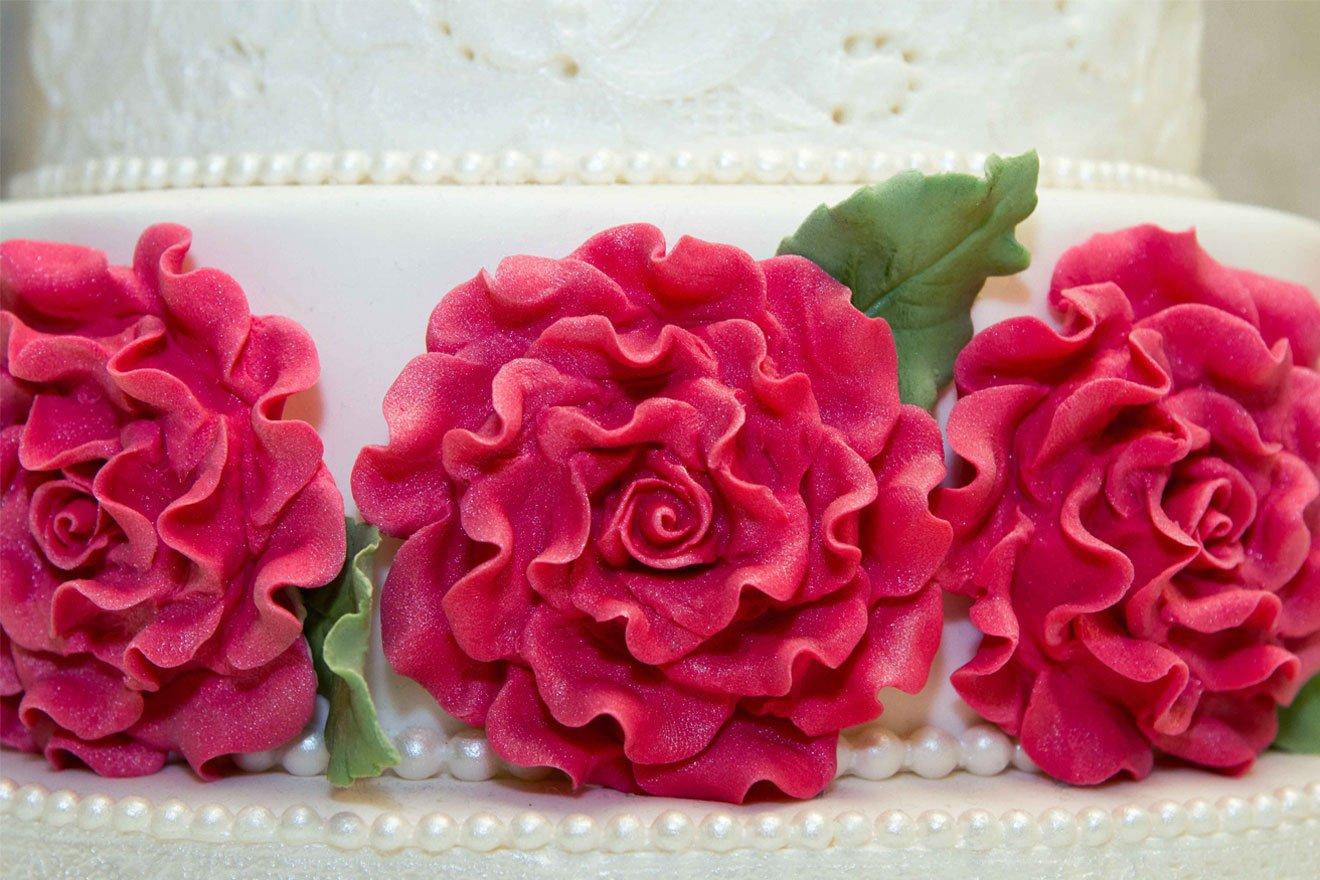 Large Rose Mold by Karen Davies