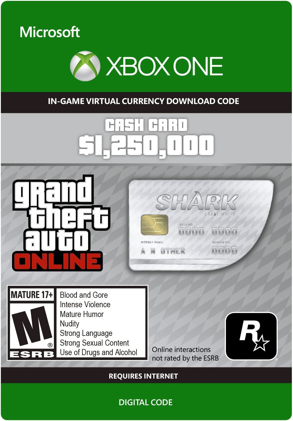 codes for gta v on xbox one