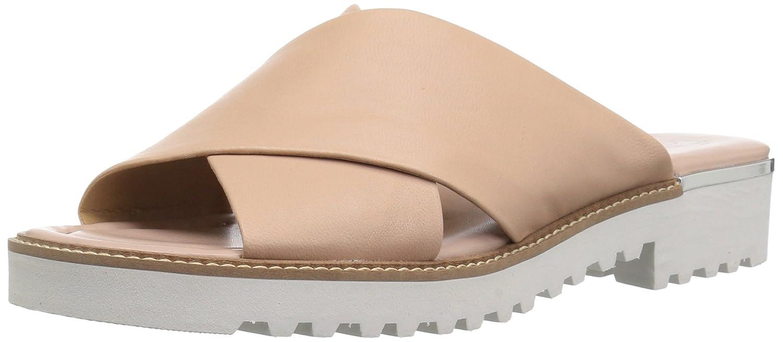 Franco Sarto Women's Tilden Slide Sandal B078VC8J1D 5.5 B(M) US|Blushfs