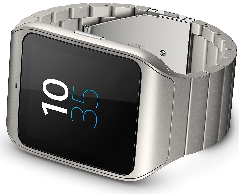 Amazon.com: Sony SWR50 SW3 SmartWatch 3 Powered by Android ...
