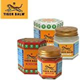 Pack Tiger Balm Red/White 1.05ounces (30g) (Pain Relief) - NaturalBalm