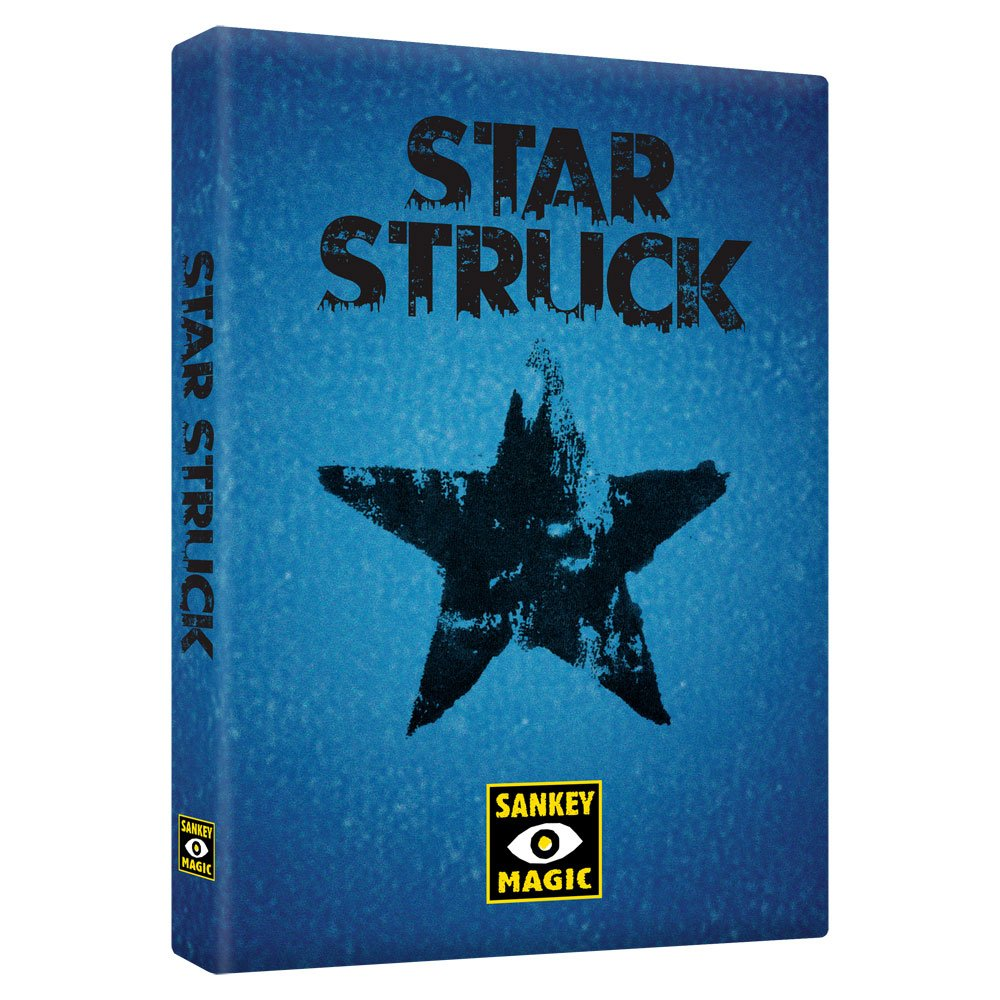 MMS Starstruck DVD and Gimmicks Jay Sankey Trick Kit, Red by MMS