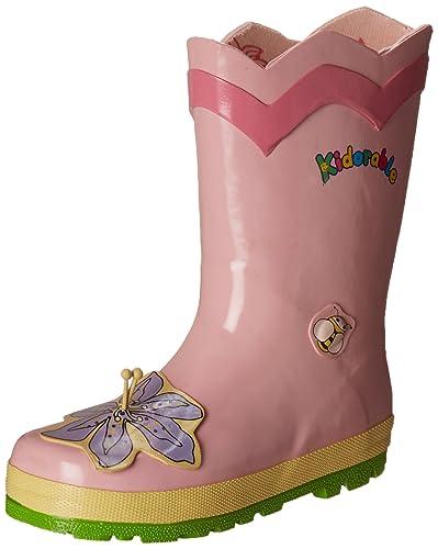 Amazon.com: Kidorable Lotus Rain Boot: Clothing