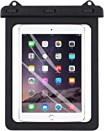 Universal iPad Waterproof Case, AICase Dry Bag Pouch for iPad Pro