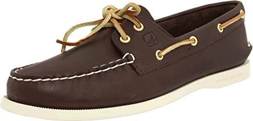 Authentic Original 2-Eye, Scarpe da Barca Donna, Marrone, 38 EU Sperry Top-Sider