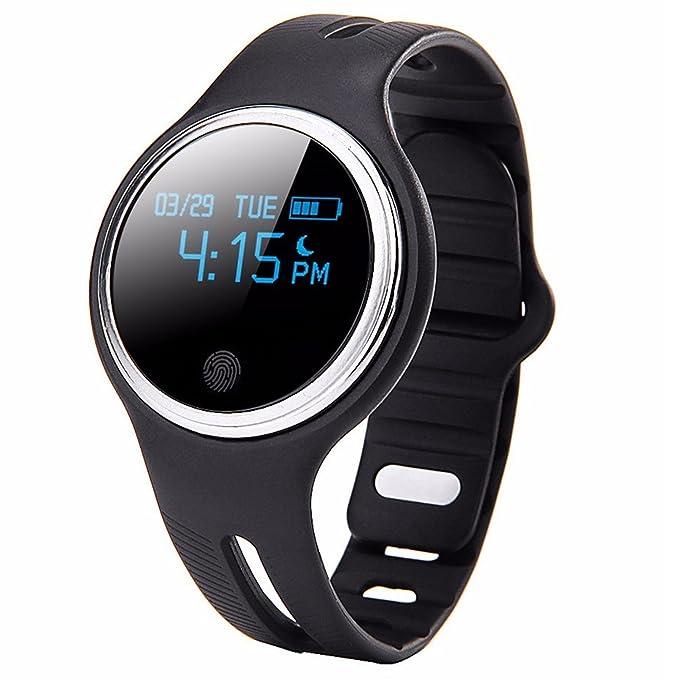 Sopear E07 Bluetooth 4.0 Pulsera Inteligente Reloj Pulsera ...